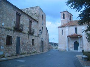 Antigua casa de los Segovia