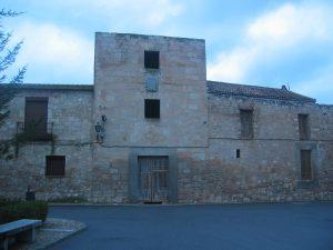 Torreón de la antigua casa de los Segovia